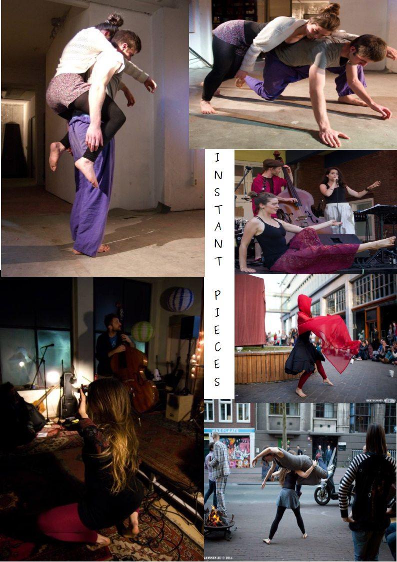 Instant Dance Pieces Maastricht